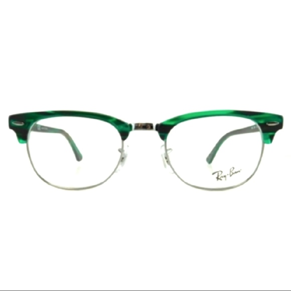 d857519bc5 New Ray-Ban 5154 Clubmaster Frames 5256 Green-49